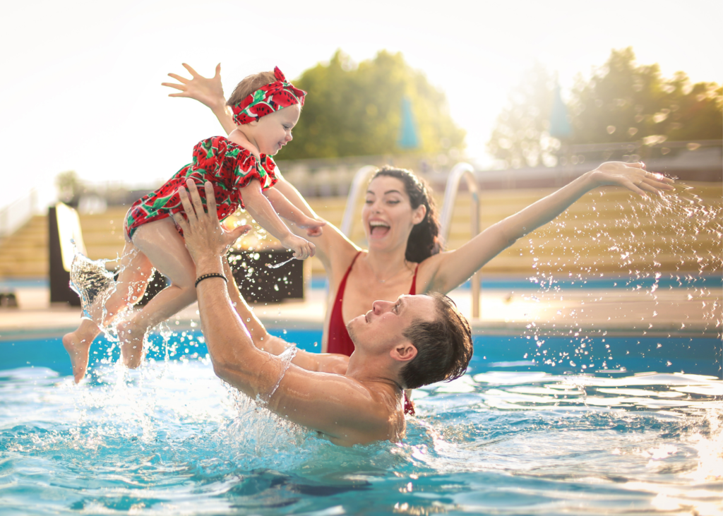 Find out how long inground pools take to build and how much they cost.