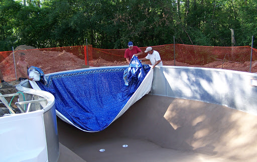 How long does Vinyl Liner Pool Construction take?