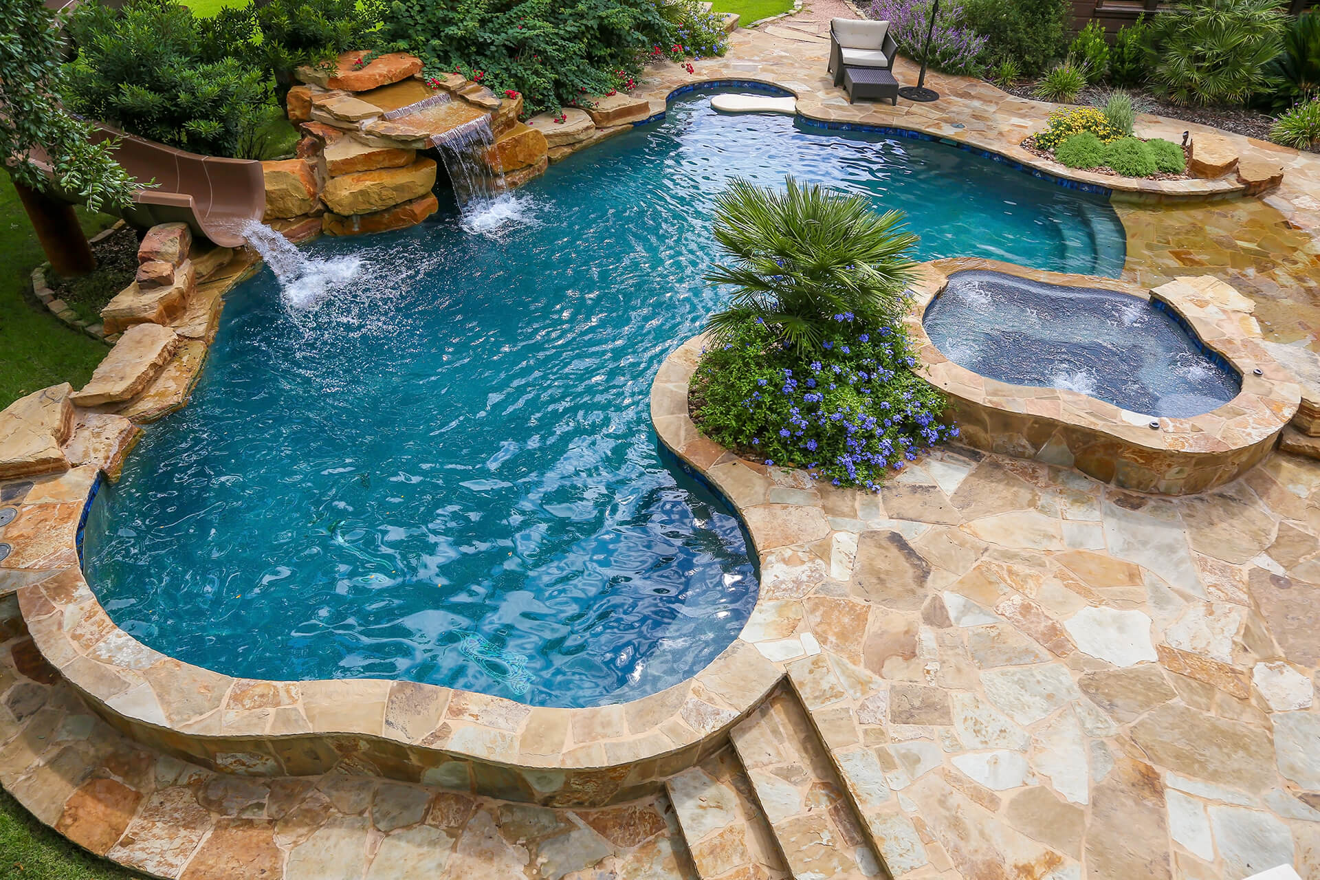 #4 Pool Contractor in America - Keith Zars