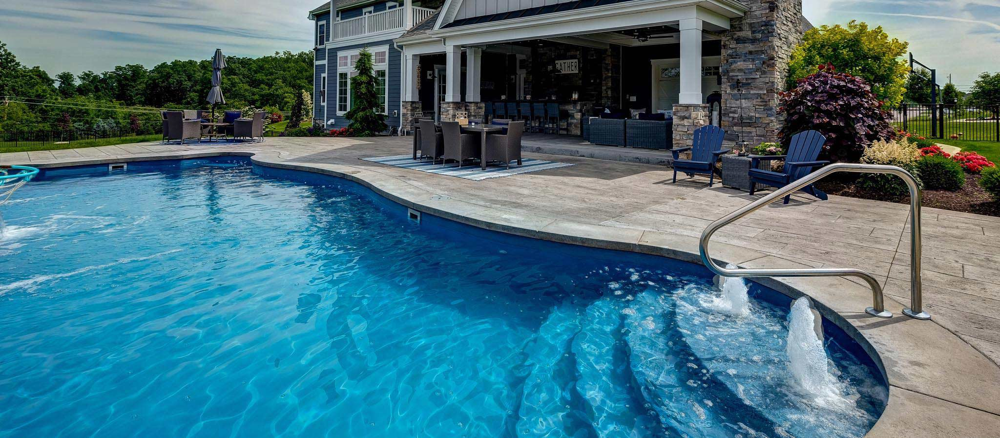 Fiberglass Swimming Pools - Latham Pools