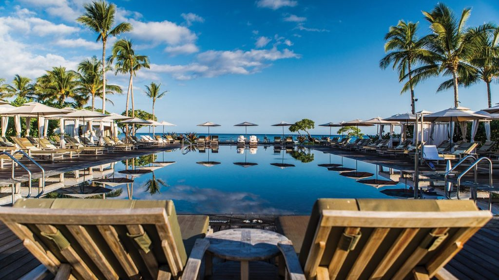 Best Commercial Pools - Four Seasons - Kailua Kona