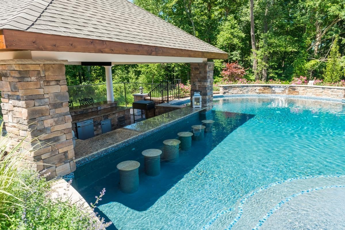 Gunite Pool Design Ideas Swimming Designs About Your Cool Home ...