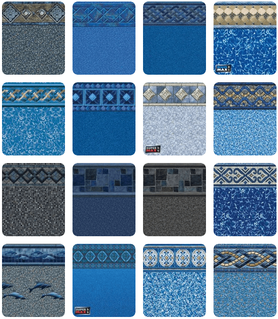 premier pool liners core patterns - Doug's Pools