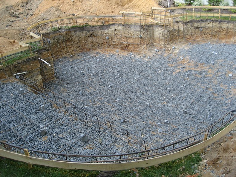 Why Use Rebar in Pool Construction? Rebar - Reinforced Steel Bars are some of the most highly durable construction materials on earth.