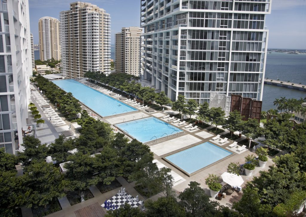 Best Commercial Pools - Viceroy Miami