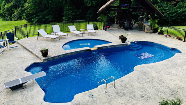 What is the Average Cost of a Fiberglass Pool?