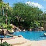 Perfect Gunite Pool & Spa example