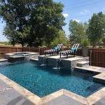 Gunite Swimming Pool - Resort style pools for your backyard