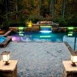 How long does a Gunite Pool take a build?