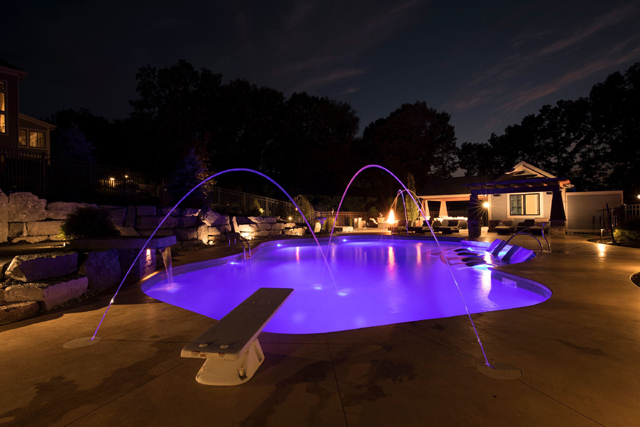 What Is the Brightest LED Pool Light?