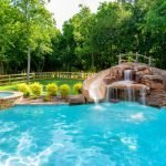 Luxury Gunite Pools - a must have for affluent homeowners