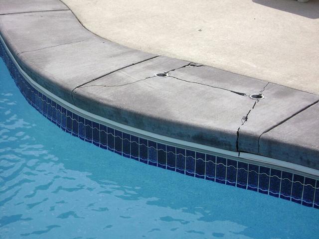 How do I Fix an Inground Pool Crack?