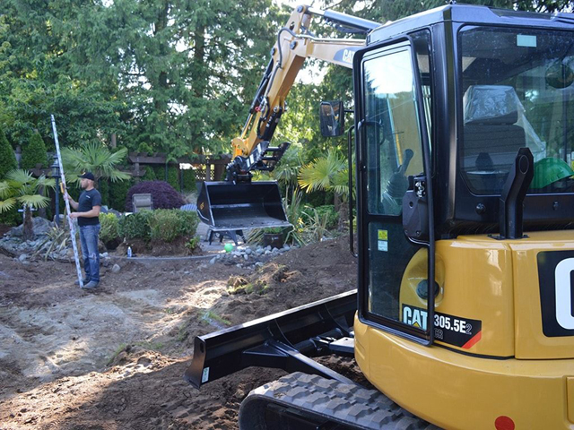 What Equipment Do You Use to Dig a Pool?