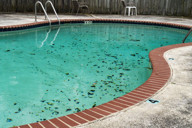 Why is the Bottom of My Pool Always Dirty?