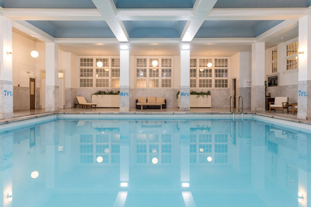 How Do You Maintain An Indoor Pool?