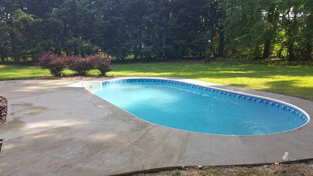 Is Pool Painting A Good Idea?