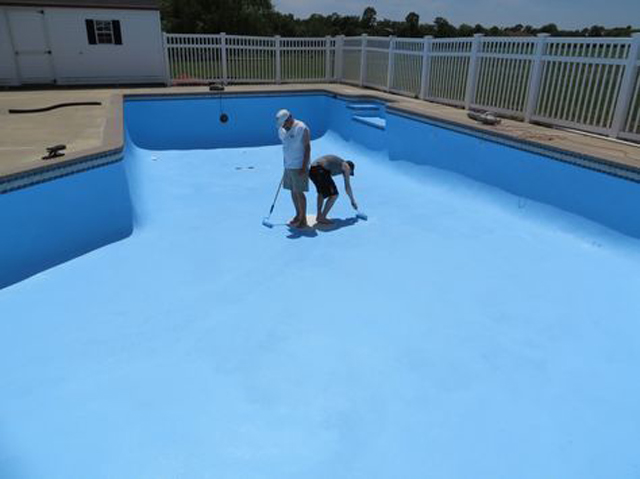 Can You Paint Pool Bottom?