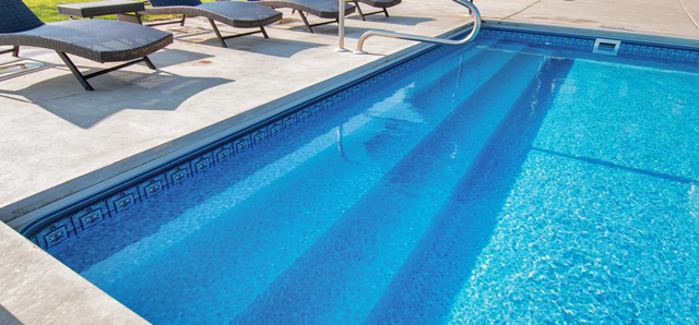 Can You Pressure Wash a Vinyl Pool?