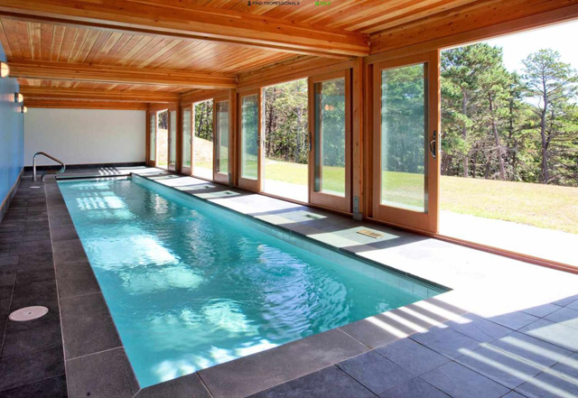 How Do You Build An Indoor Pool?