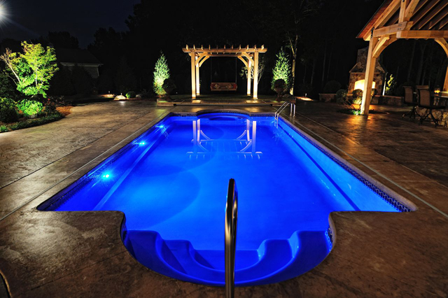 How Do You Replace A Fiber Optic Pool Light with an LED?
