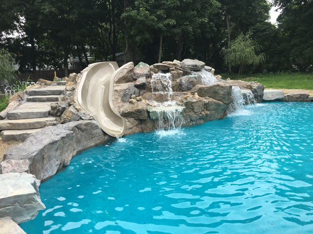 How Much Is A Pool Slide?