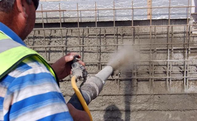 Is Gunite Stronger Than Concrete?