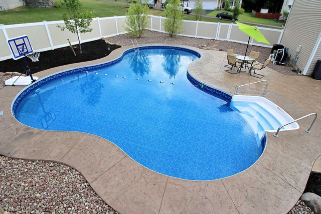 What is the Cheapest Inground Pool Shape?