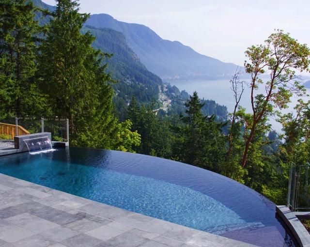 What is a Vanishing Edge Pool?