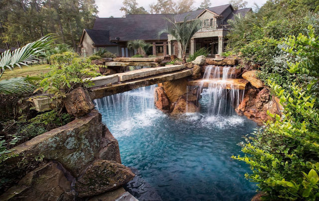 Can You Add Water Features to an Existing Pool?
