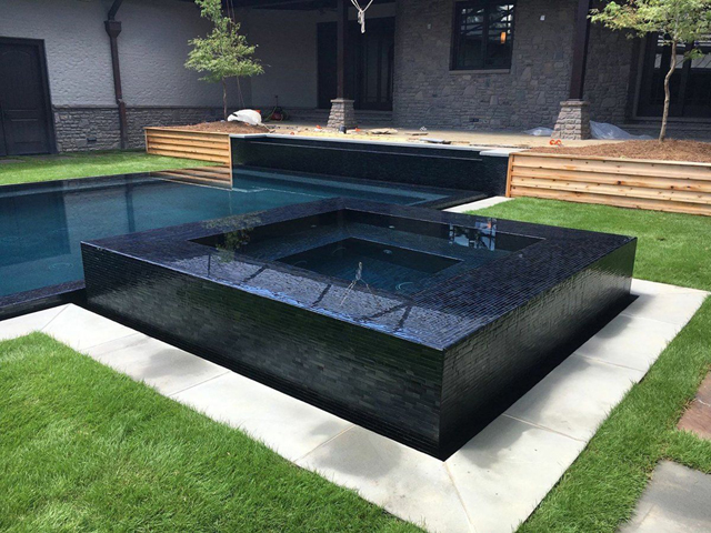 What Is The Cheapest Pool Decking?