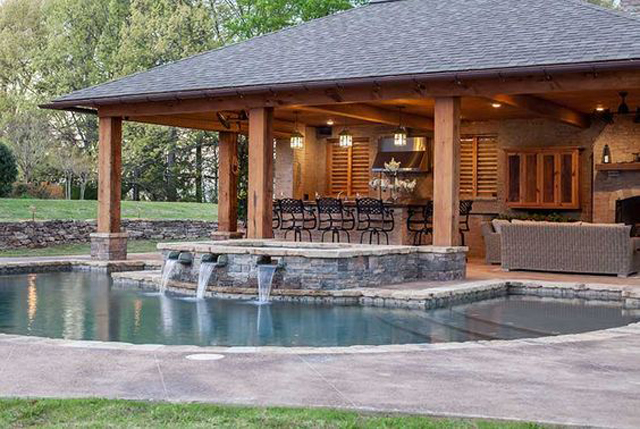 What Is The Best Deck Material To Use Around A Pool?