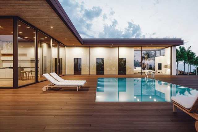 What Is The Best Decking To Put Around A Pool?