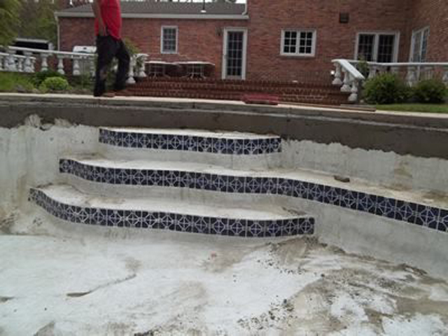 Can You Tile Over Existing Pool Tiles?