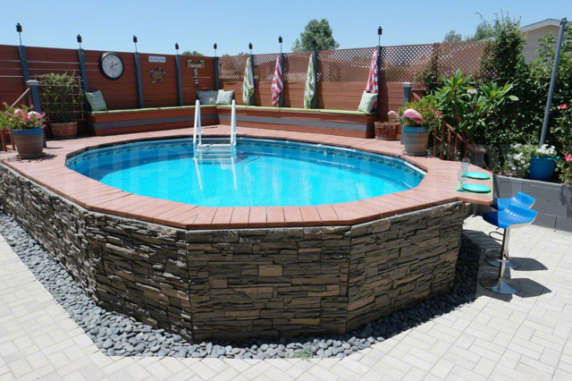 How Much Does It Cost To Install An Above Ground Pool?