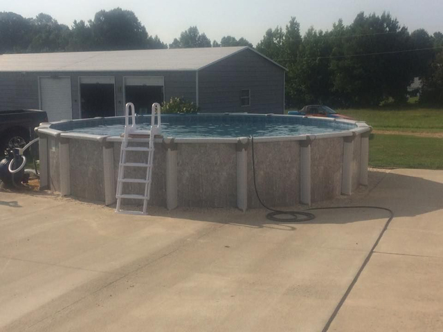 How Deep Can You Get An Above Ground Pool?