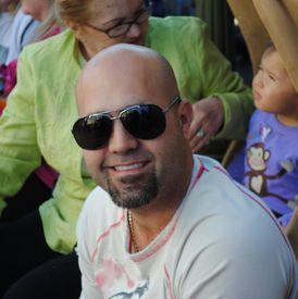 Dago Cabral - Owner of Custom Pools in Miami, FL