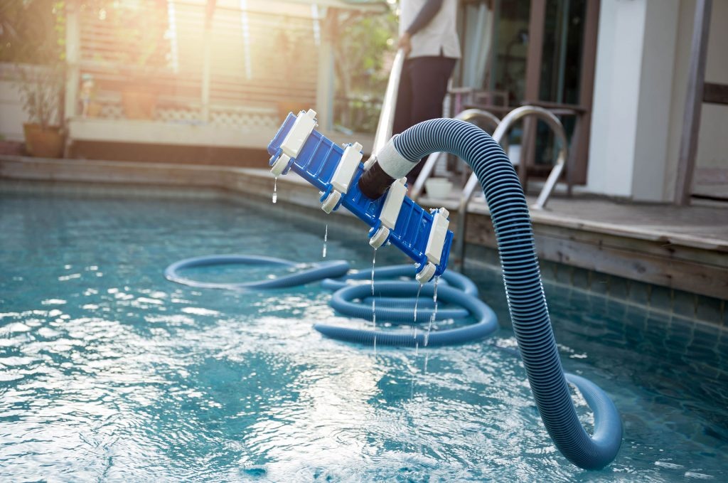 Clean up your pool - tips for putting the perfect backyard pool area together. Find Pool Service companies near me on PooLContractor.com