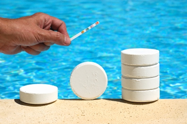 As Trichlor Costs and Dichlor prices continue to rise, pool companies have begun to search for alternatives.