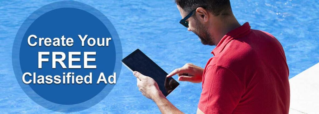 Create Your FREE Classified Ad for Pool Contractors, Pool Builders, Pool Service, Pool Companies