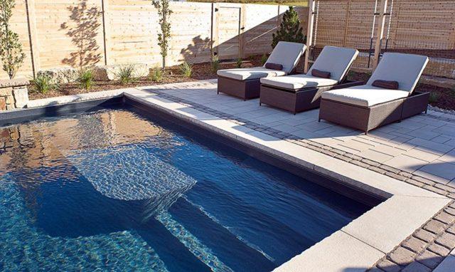Luxury Inground Pool Construction in San Francisco, California