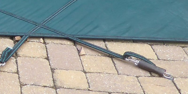 How to Solve Pool Cover Anchor Problems | Pool Covers | Skovish Pools