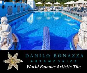 World Famous Pool Tile Artist