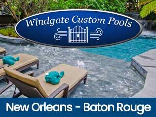 New Orleans Pool Builders - Baton Rouge Pool Builders