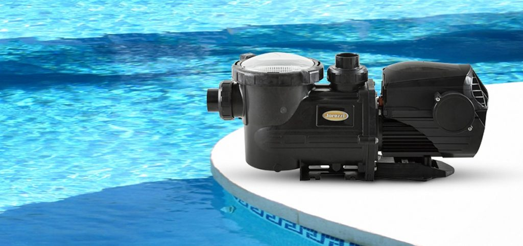How do you keep your pool clean without a pool pump?